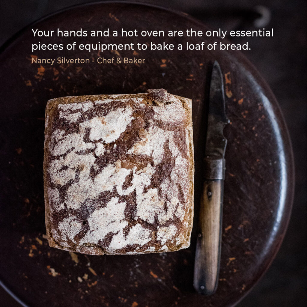 Bakery quote by Baker Nancy Silverton