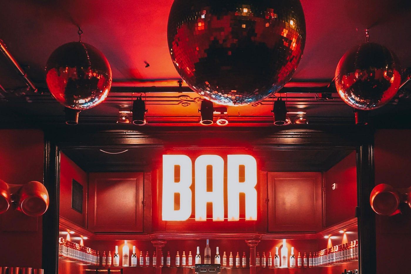 Bar Branding & Design