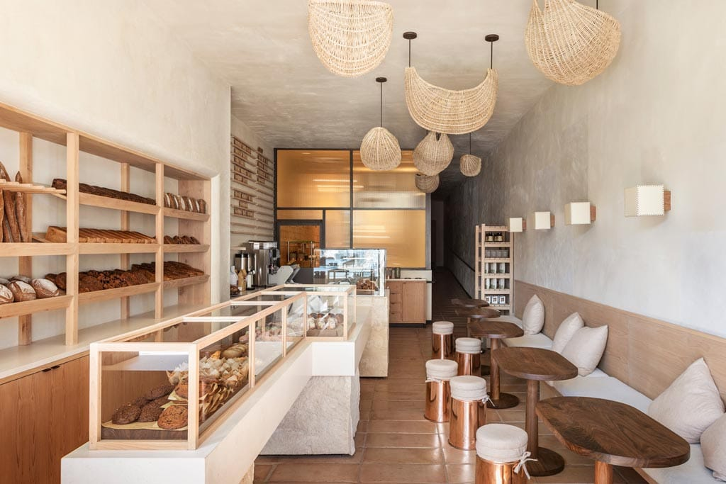 Breadblock Café and Bakery - Interiors Designed by Commune