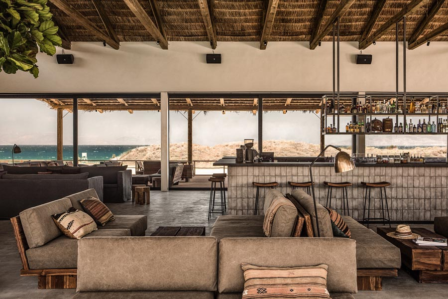 Interior design. Casa Cook Kos by Lambs and Lions Berlin