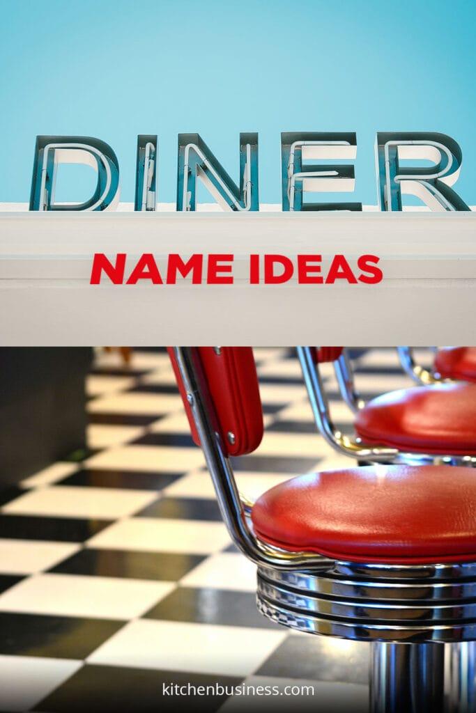 Diner name ideas