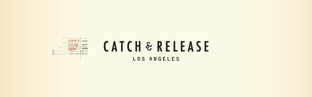 logo Catch & Release by Farm Design