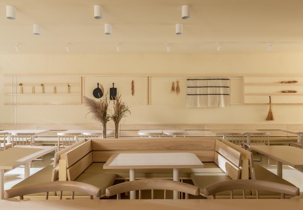 Flourist Bakery - Interiors by Ste. Marie