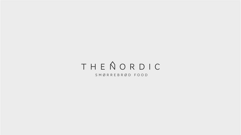 Logo for The Nordic Food Truck