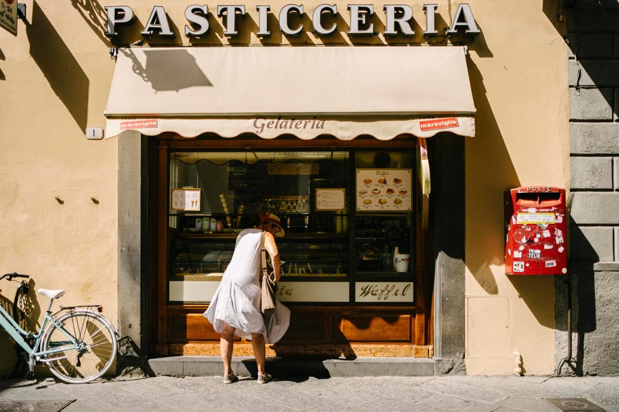 Italian Gelateria
