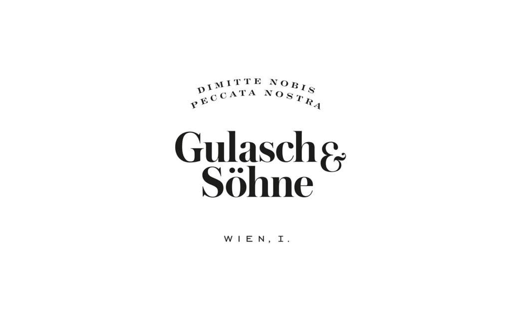 Gulasch & Söhne - Branding by Moodley Design