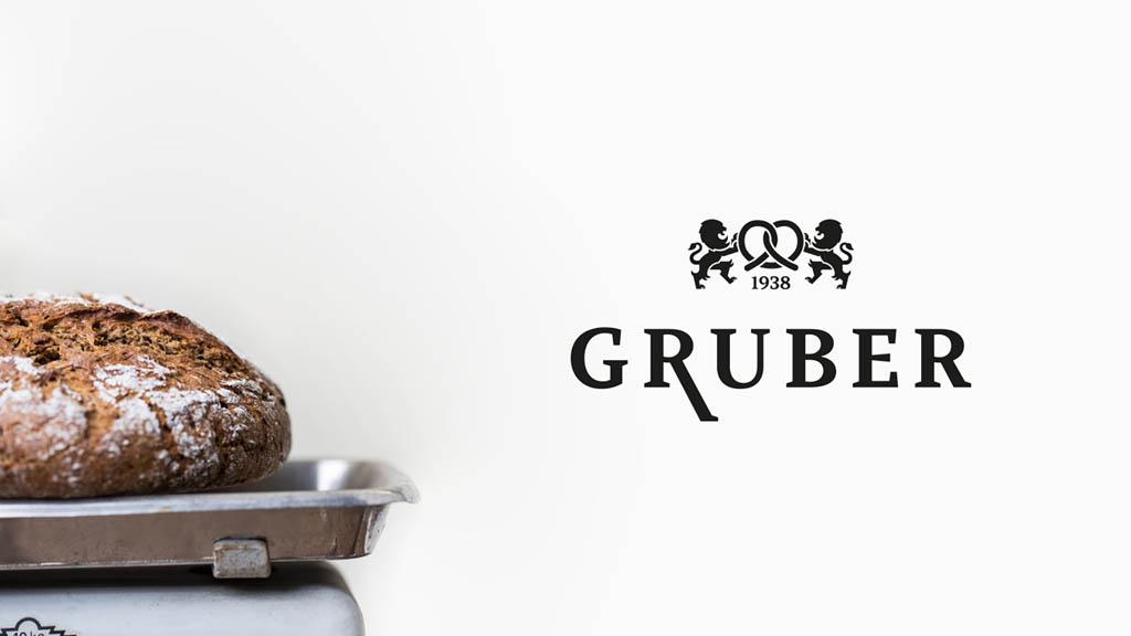 Logo for Gruber Bakery