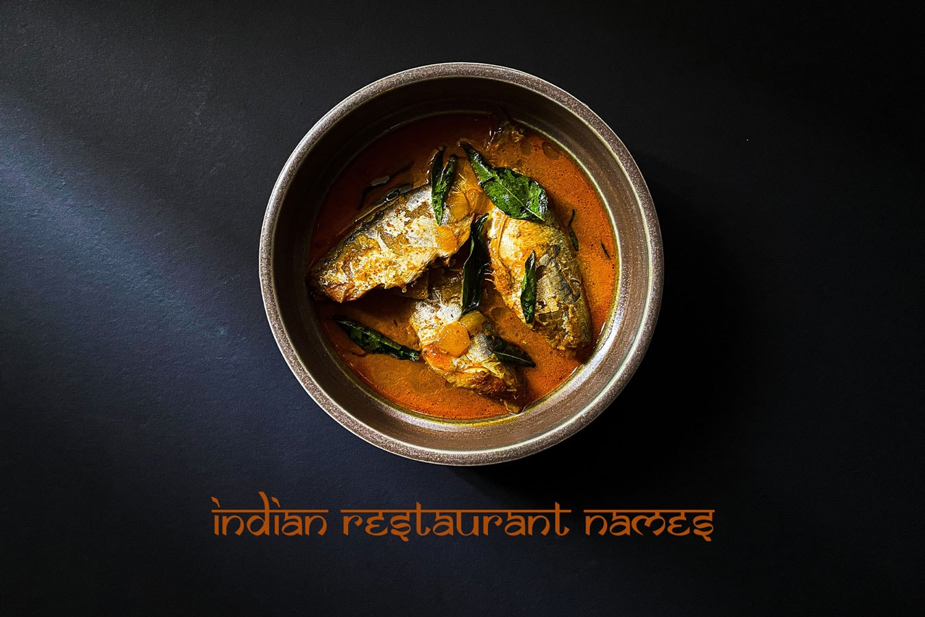 Indian restaurant names