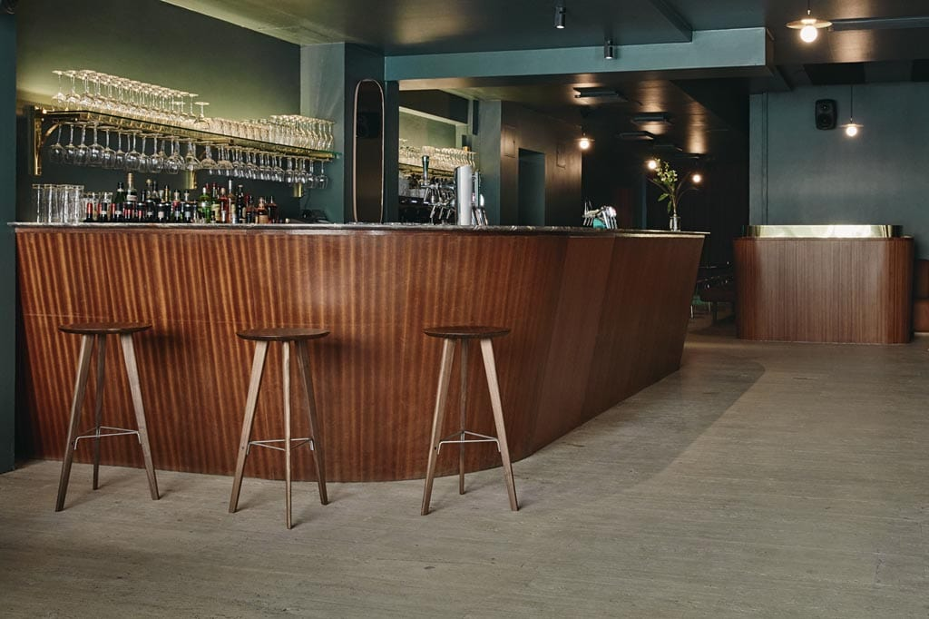 Jackie Bar interior design by Studio Joanna Laajisto