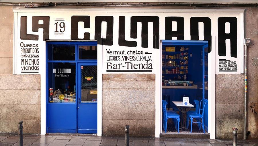 La Colmada by Ultramarina Studio and Bauz Studio