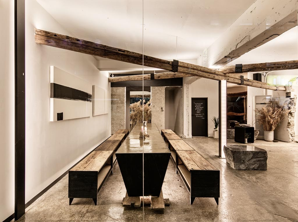 Omnibus Coffee - Interior by Design Studio Maoom