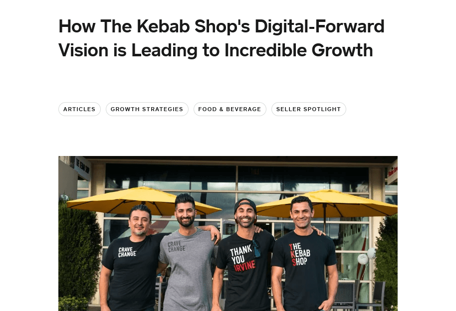 Screenshot Business Resilience How The Kebab Shop's Digital-Forward Vision is Leading to Incredible Growth Square