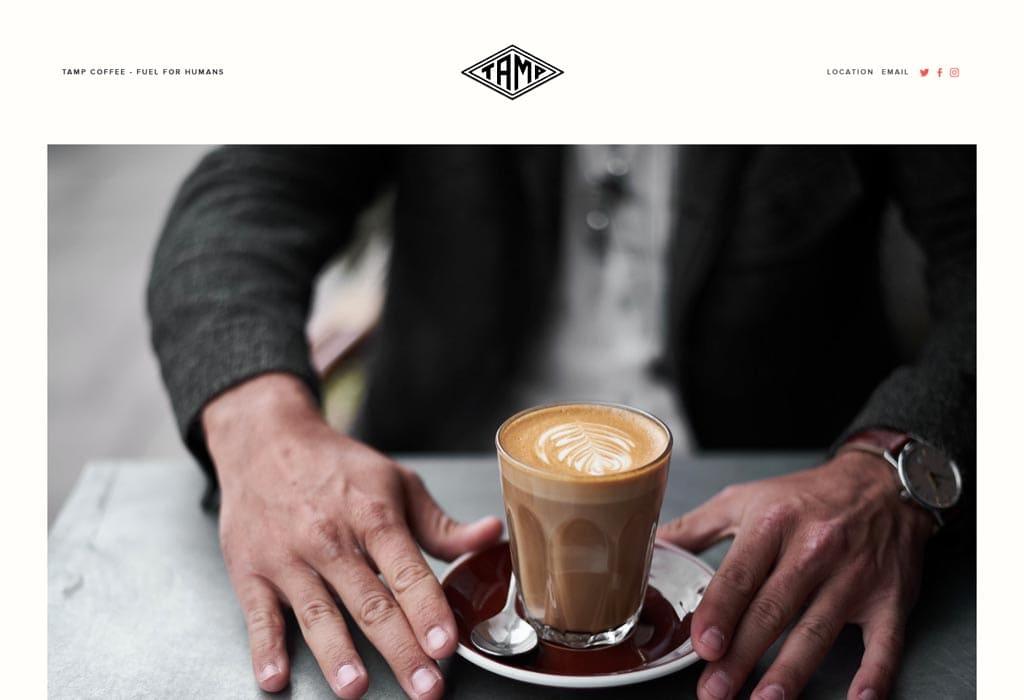 Tamp Coffee