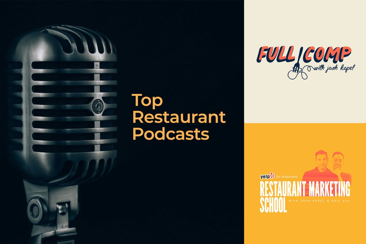 Top restaurant podcasts