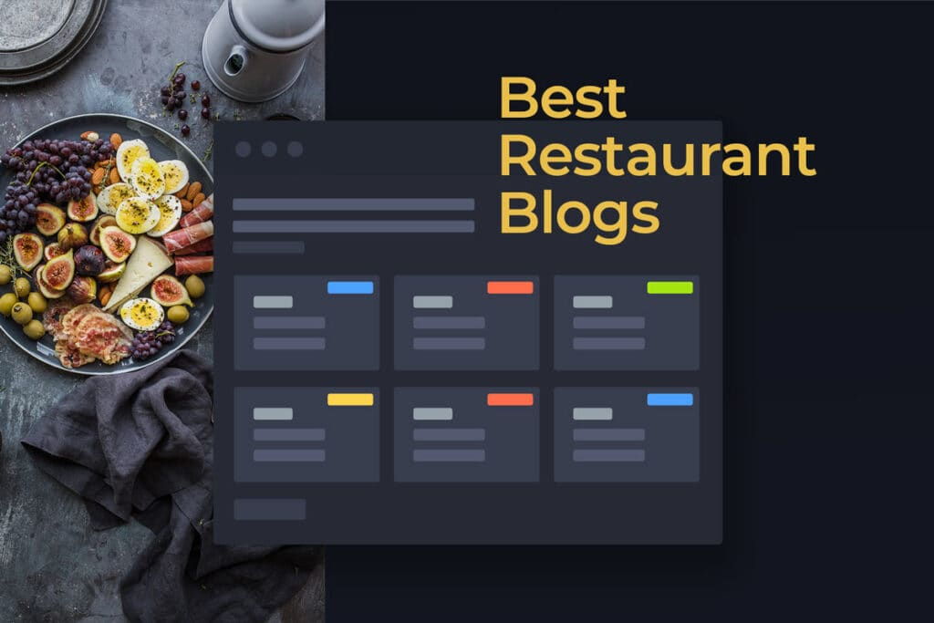 Best restaurant business & marketing blogs
