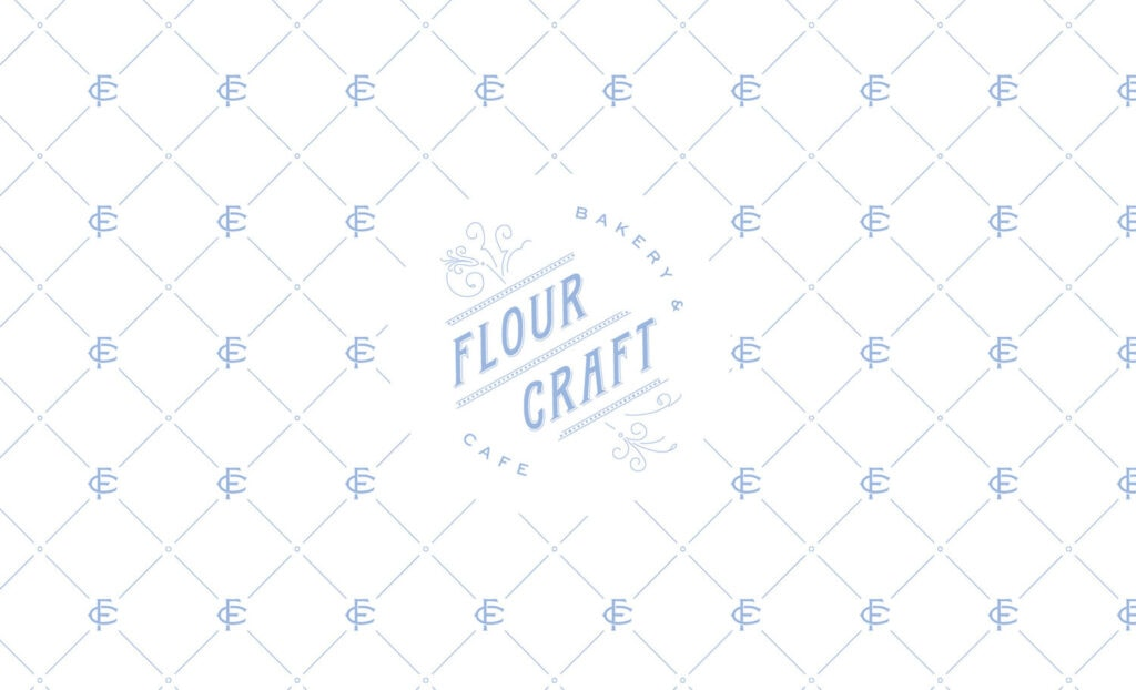 Flour Craft Bakery - Logo Design by Bootjack