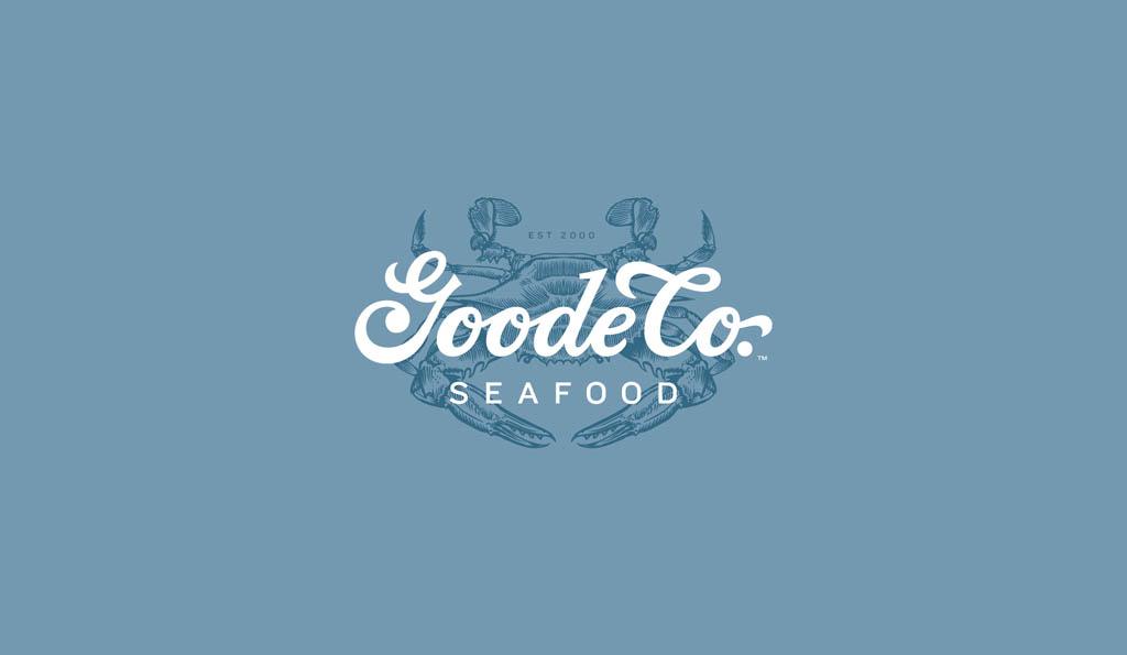 Goode Co. Seafood restaurant - Logo Design by Principal