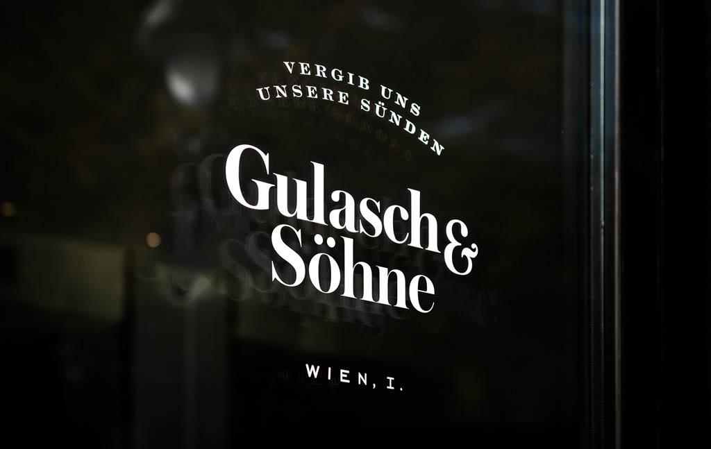 Gulasch & Söhne - logo by Moodley Design