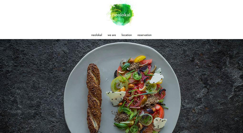 Website of Neolokal