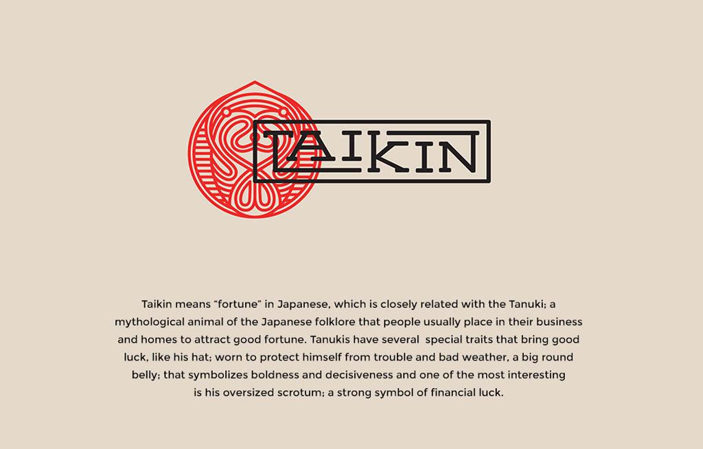 Logo for Taikin Asian Restaurant