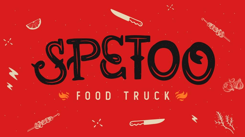 Spetoo Food Truck logo
